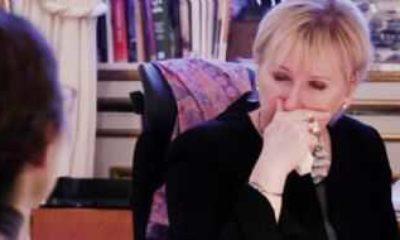 İsrailli gazetecinin ölüm tehdidi İsveçli bakanı ağlattı