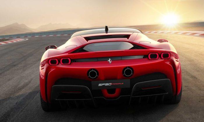 Elektrikli Ferrari 2025 sonrası gelecek