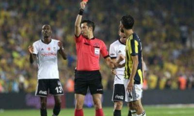Fenerbahçe-Beşiktaş derbileri kırmızı kartsız geçmiyor