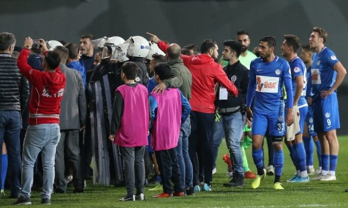 Galatasaray'dan Tuzlaspor maçı açıklaması