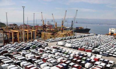 Otomotivde en yüksek ikinci kasım ayı ihracatı