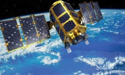 Rusya'nın navigasyon aracı uzaya gönderildi