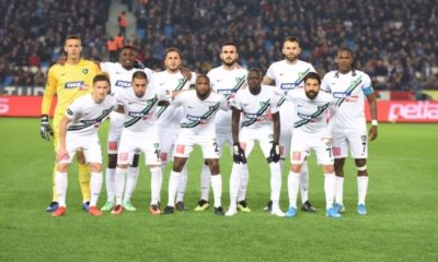 Süper Lig'de deplasman kralı Denizlispor
