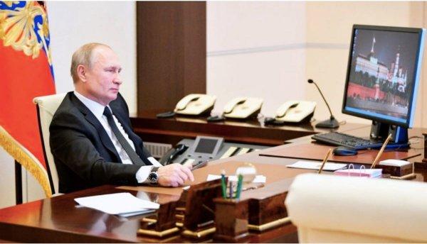 Vladimir Putin'in Windows XP kullandığı ortaya çıktı