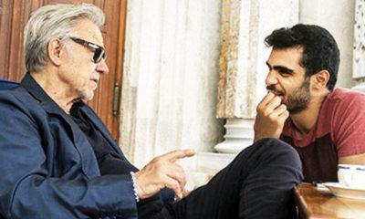 Yılın filmi 'The IrIshman'in acımasız patronu Harvey KeItel: Gerçek dost arıyorsan asla gözlerini kaçırma
