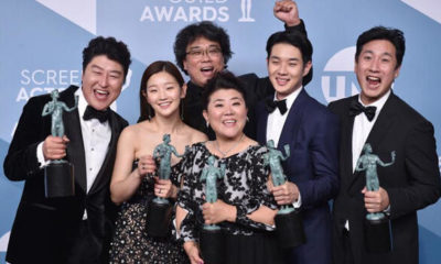 26. SAG Ödülleri (Ekran Oyuncuları Birliği) sahiplerini buldu
