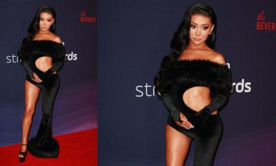 9'uncu Geleneksel Streamy Ödülleri'nin kırmızı halısında renkli görüntüler yaşandı