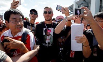 Antalyaspor Podolski'yi getiriyor