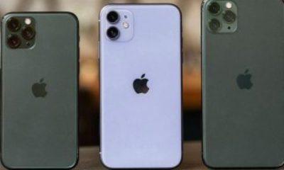 Apple, iPhone 11 serisi sayesinde gelirlerini artırdı
