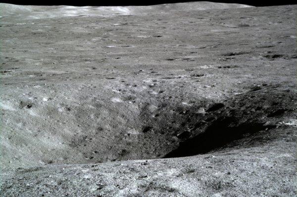 Çin, Ay'ın öteki tarafından yeni görüntüler paylaştı