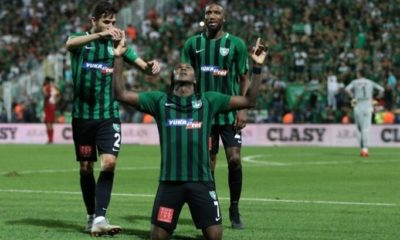 Denizlispor'dan Rodallega transferi için nokta
