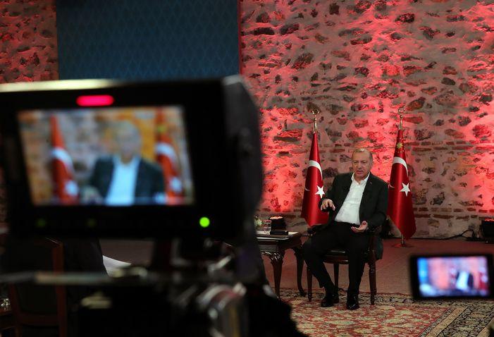 Erdoğan'dan yerli oto açıklaması