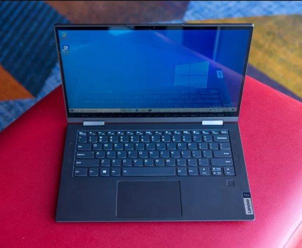 Lenovo, dünyanın ilk 5G'li dizüstü bilgisayarını tanıttı