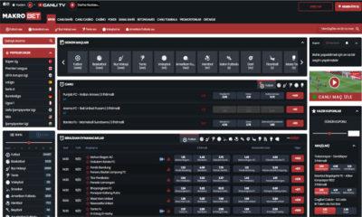 Makrobet Online Maç Bahisleri ve Casino