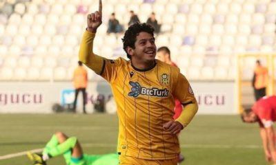 Malatyaspor'dan Guilherme açıklaması