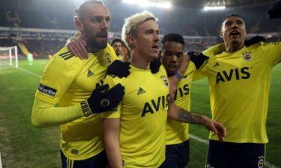"""Max Kruse: """"Fenerbahçe'den ayrılmam"""""""