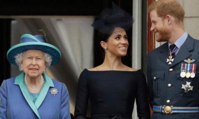 Prens Harry ve Meghan Markle Kraliyet Ailesi'nden ayrıldı… Sonunda Harry'yi ailesinden de ülkesinden de kopardı