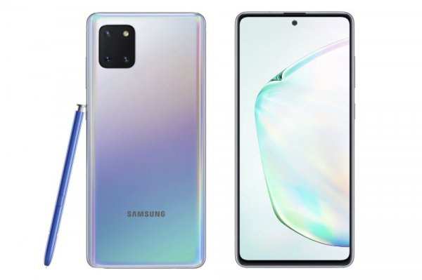 Samsung Galaxy Note 10 Lite duyuruldu: İşte özellikleri