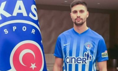 """Tarkan Serbest: """"Beşiktaş, F.Bahçe ve G.Saray'da oynamak istiyorum"""""""