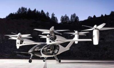 Toyota, uçan taksilere 394 milyon dolar yatırım yaptı
