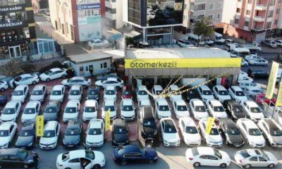 '100 bin araç satılmayı bekliyor'