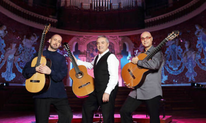 Barcelona Gitar Üçlüsü'nden İspanyol rüzgarı
