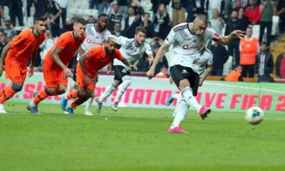 Beşiktaş'ta 5 futbolcu ceza sınırında