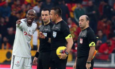 Beşiktaş'tan kural hatası için videolu mesaj