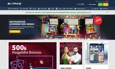 Betpas Spor Bahisleri ve Casino Sitesi