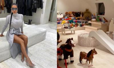 En özel odasını sosyal medyadan paylaştı