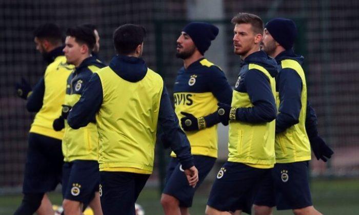 Fenerbahçe, GMG Kırklarelispor maçının hazırlıklarını tamamladı