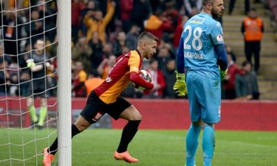 Galatasaray'da gol yükünü Adem Büyük sırtladı