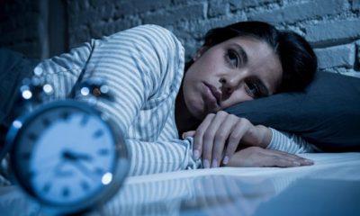 Geceleri Uykuya Dalarken Zorlanıyorsanız Dikkat!