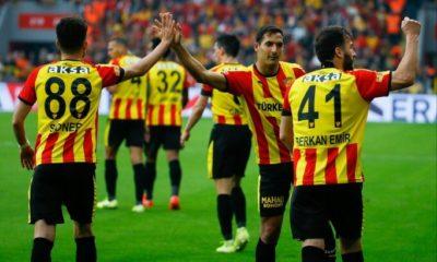 Göztepe'nin Gaziantep FK'yi konuk edecek