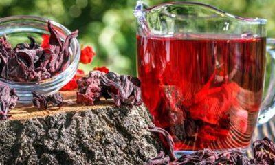 Hibiskus Çayı Kansere ve Tansiyona İyi Geliyor!