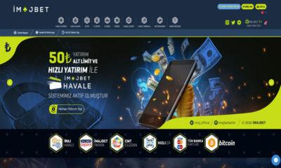 İmajbet Spor Bahisleri ve Casino Sitesi