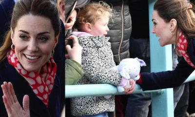Kate Middleton 3 yaşındaki Annabel'den özür diledi