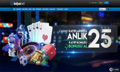 Lidyabet Casino ve Bahis Sitesi