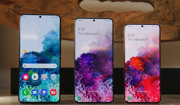 Samsung, merakla beklenen Galaxy S20 serisini tanıttı