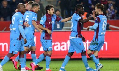 Trabzonspor çifte kupa için hız kesmiyor
