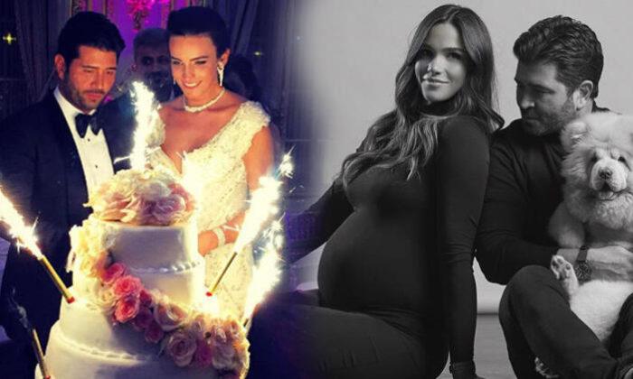 Açalya Samyeli Danoğlu anne olmak için gün sayıyor… 'Mutfakta doğurabilir!'