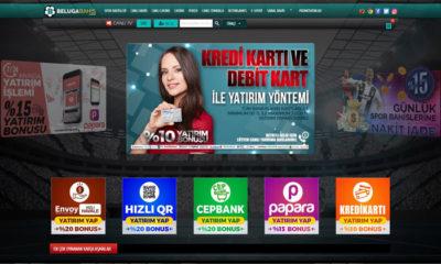 Belugabahis Casino Oyunları ve Canlı Maç Bahisleri