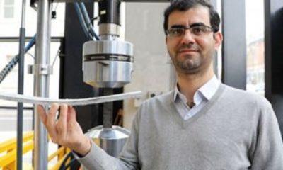 Bilim insanları depreme karşı bükülebilir beton geliştirdi Bilim insanları bükülebilir beton üretti – VİDEO