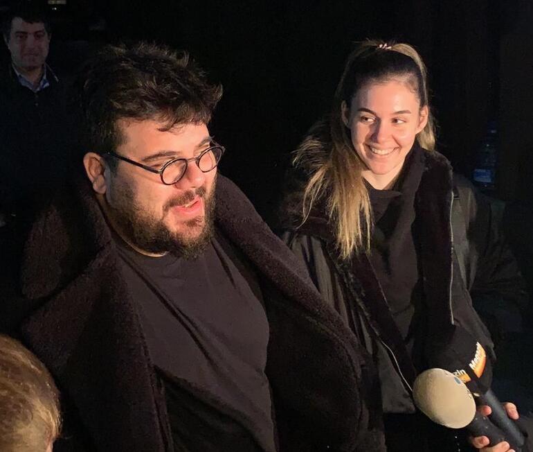 Eser Yenenler ve eşi Berfu Yenenlerin koronavirüs paniği