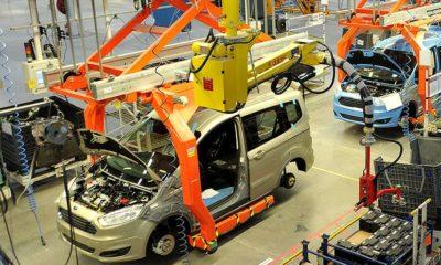Ford Otosan'dan üretime 2 hafta ara