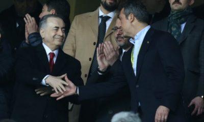 Galatasaray'da teşekkür mesajına camia müdahalesi!