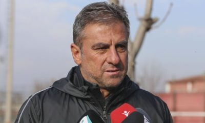 """Hamza Hamzaoğlu: """"Ankara için önemli bir maç"""""""