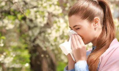 Hassas ve Alerjik Bünyeler İçin Bahar Aylarına Dikkat