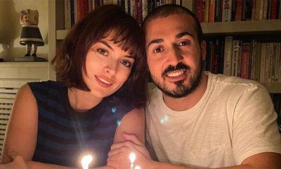 Mustafa Aksakallı sevgilisi Ezgi Mola'nın doğum gününü kutladı: Her şeyim iyi ki doğdu