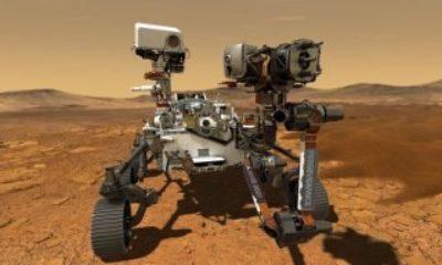 NASA'nın yeni aracı, zorlu Mars görevine neredeyse hazır
